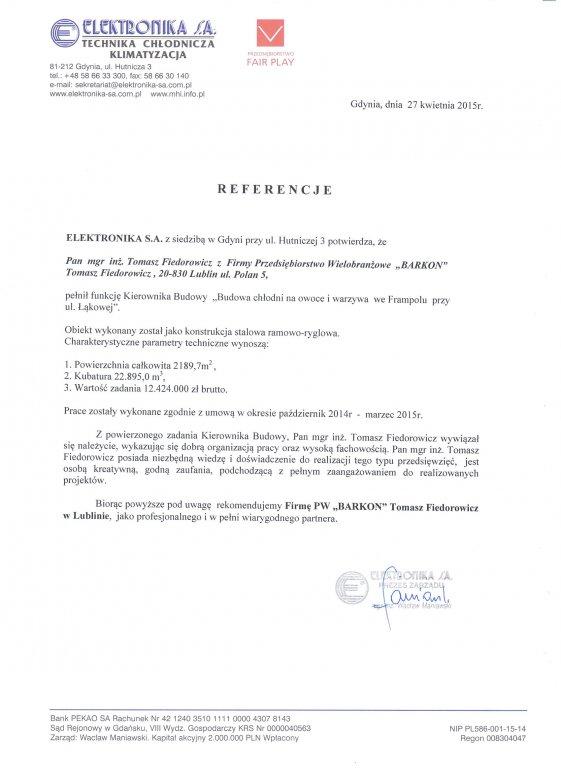 referencje-chlodnia-frampol
