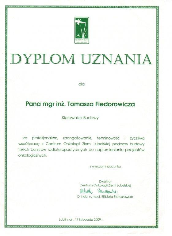 COZL - Centrum Onkologii Ziemi Lubelskiej