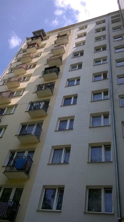 Budynek mieszkalny ul.SAMSONOWICZA 27 w Lublinie