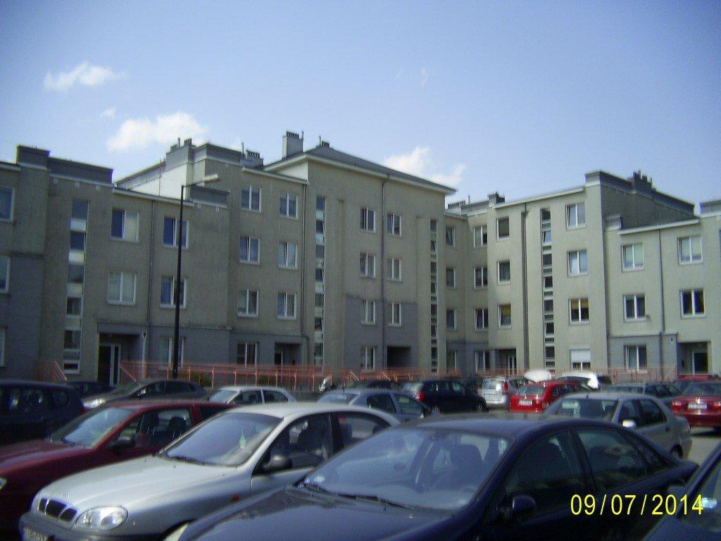 Budynek mieszkalny ul.SPADOCHRONIARZY 5E w Lublinie