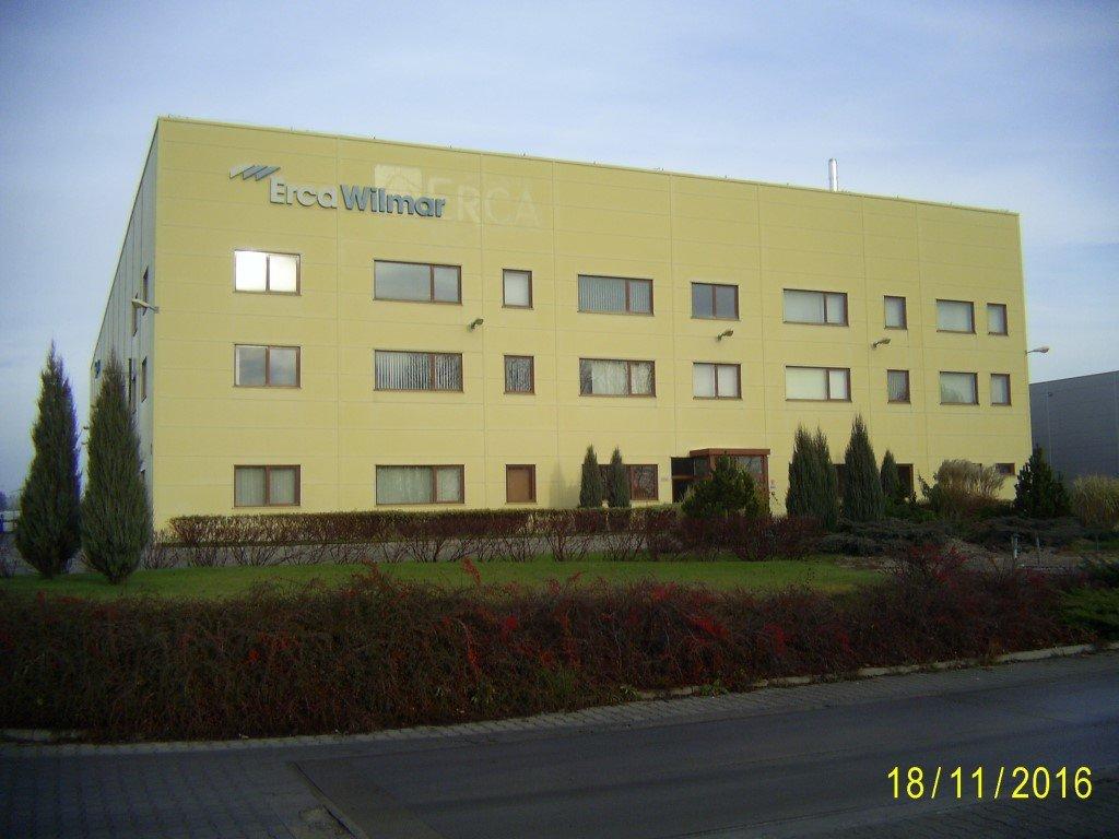 Budynek produkcyjny ERCA Wilmar ul. II AWP 44 Garwolin,