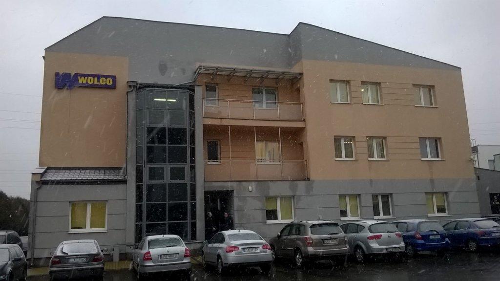 Budynek produkcyjny WOLCO ul.Związkowa 23