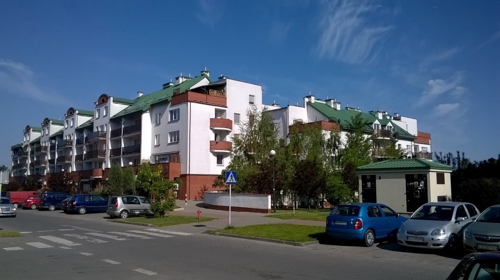budynek mieszkalny ul.FULMANA 7 w Lublinie