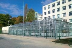 UMCS -Rozbudowa szklarni
